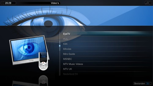 EyeTV and Plex app integration (alpha code) | Willy Dobbe