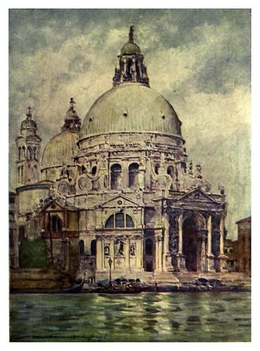 010- Santa Maria della Salute-Venice – 1904-Dorothy Menpes