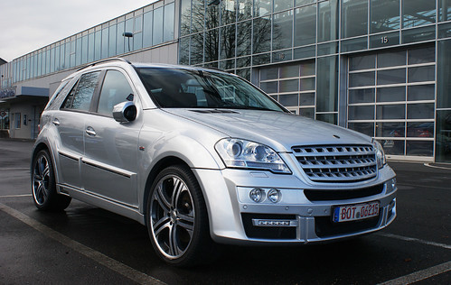 BRABUS ML 63 Biturbo (Mercedes