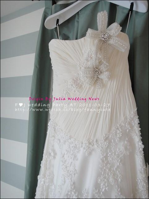 白紗 晚禮服 Julia 新婚情報