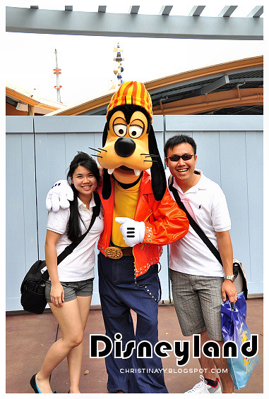 Hong Kong Trip Day 2: Disneyland (Part II)