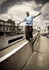 Balance (Ez Styla) Tags: freerunning uf parkour urbanfreeflow freerun