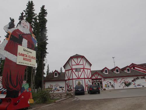 Santa Claus House – North Pole, Alaska