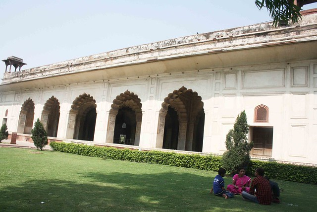 City Monument - Rang Mahal, Red Fort
