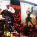 E3 2011 - Gears of War 3 statue (Xbox)
