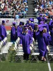 Righetti HS Graduation