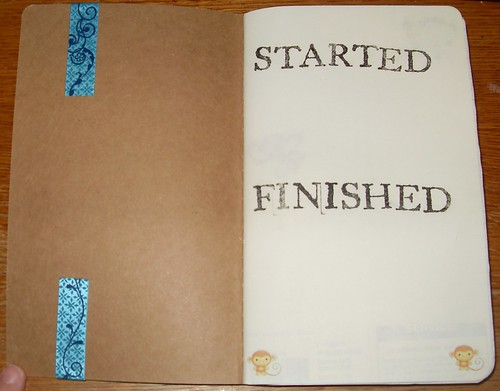 Mini Stationery Book 2