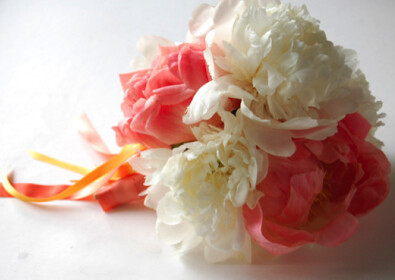 How To: Lovely Peony Bouquet