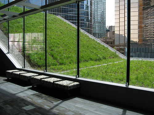 Green Roof, Vancouver
