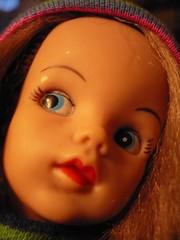 Strawberry SIndy (seejanerunning) Tags: doll sindy sidepart
