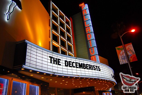 The Decemberists at The Palladium