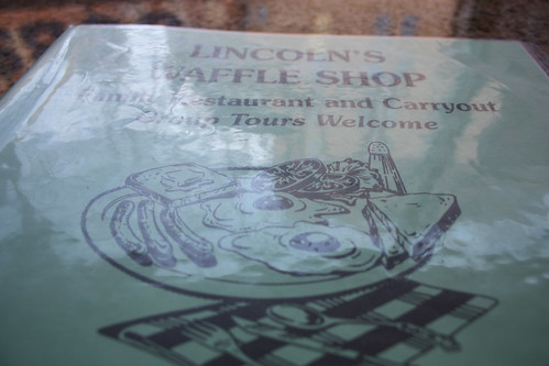 Lincoln's Waffle Shope