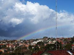 "Today's rainbow (""Pam's Pet Pictures"") Tags: rainbow raw sydney australia views canonpowershotg10"