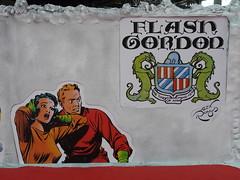Stand de Flash Gordon