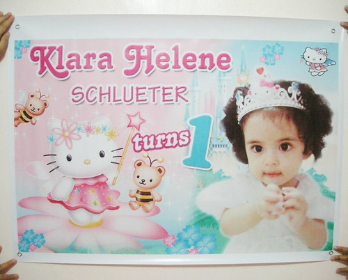 This photo also appears in. Klara's 1st Birthday (Set) · Hello Kitty (Group)
