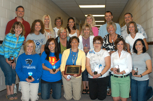 HSE2009Teachers of the Year