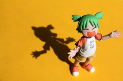 Jazz Hands (Fairy_Nuff (new website - piczology.com!)) Tags: hands manga jazz figure koiwai yotsuba revoltech msh0609 msh060920