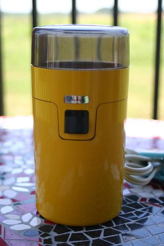 Vintage Norelco Coffeebean Grinder