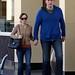 Christina Ricci et son fiancé Benjamin Owen vont déjeuner dans un restaurant japonais. Exclu. INF