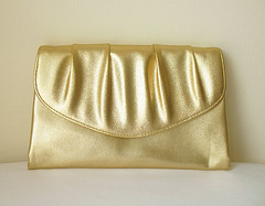 vintage gold glam clutch (rustbeltthreads) Tags: vintage gold retro cocktail fancy glam clutch etsy vintagepurse vintageclutch vintagehandbags rustbeltthreads