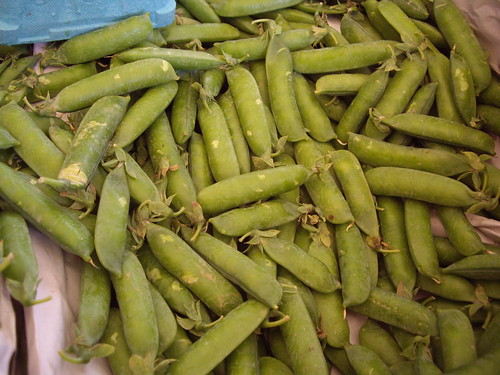English Shelling Peas from Elizabeth Telling Farms
