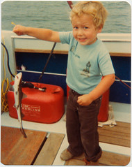 me_and_baby_shark (coreyfishes) Tags: california fish color dead photo kid fishing fisherman arnold young picture corey catch deadliest coreyfishes