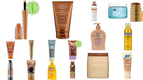 Self Tanning Essentials