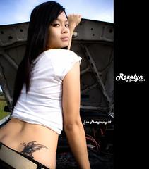 Corona   Girl (zico mojib) Tags: girls sexy girl tattoo wow lens kotakinabalu alpha sabah kk manja awek rozalyn gadis sumandak sabahan meganfox telipok