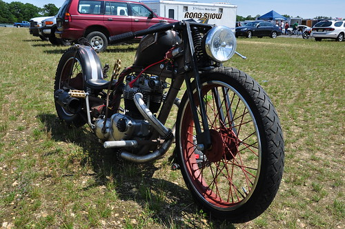 Triumph Rat Bike