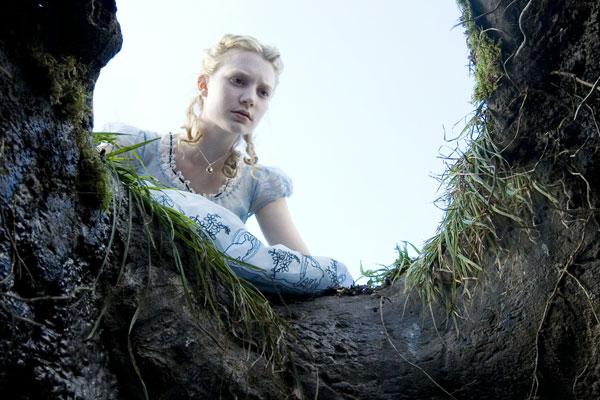 Alicia en el País de las Maravillas Mia Wasikowska