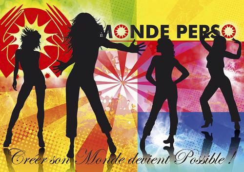 T-shirts made in Abidjan: Mondeperso Imagepage
