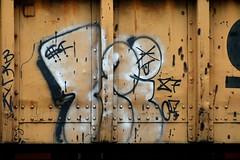 xp (mightyquinninwky) Tags: sf metal brooklyn geotagged graffiti rust rivets steel tag tags tagged railcar f rusted rails xp weathered bklyn graff graphiti hopper rockhopper trainyard beatup trainart paintedtrain freightyard railart blueribbonwinner paintedsteel evansvilleindiana paintedhopper geo:lat=37964425 geo:lon=8760836 bestofformyspacestation