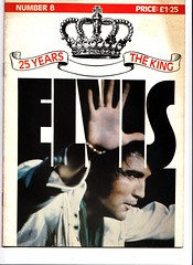 25 years The King (Pagan555) Tags: elvis theking fanmags musicmagazines