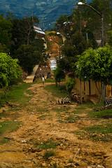 Quartier indigène, Lamas, Pérou