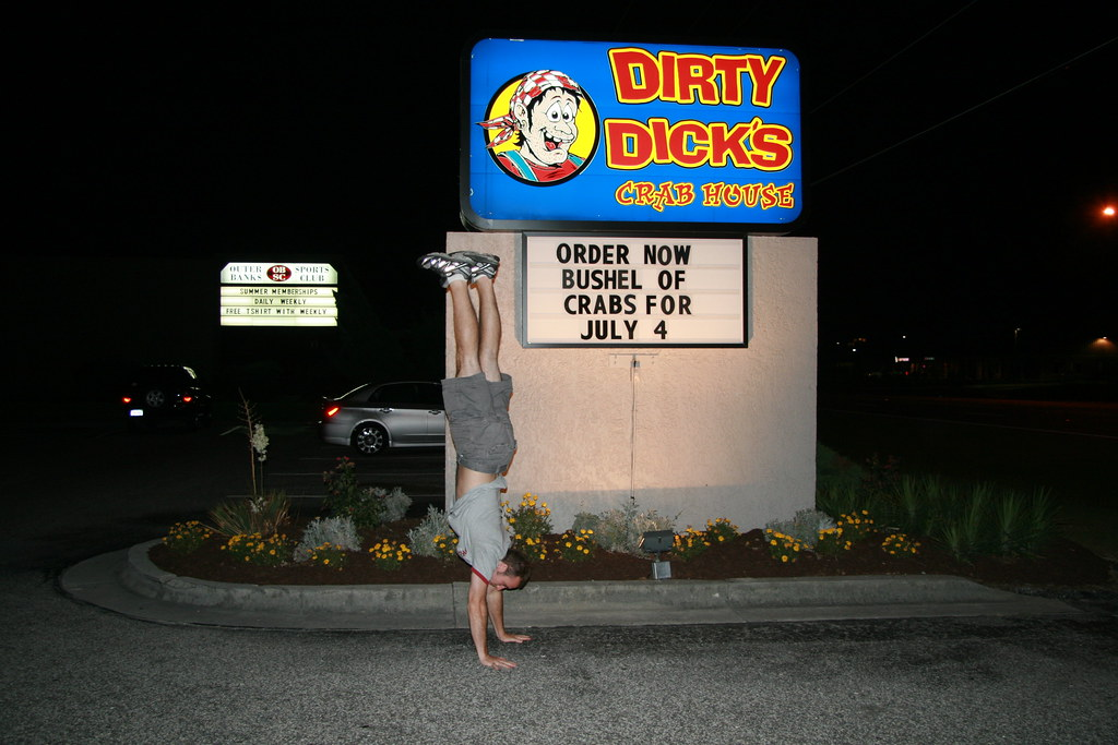Dirty Dicks Crab House