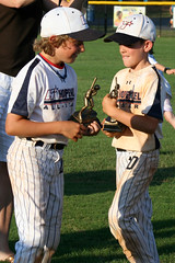 Christian & Connor (Hopewell Outlaws) Tags: hopewell outlaws 9ustatechampions