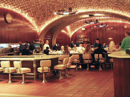 Oyster Bar, Grand Central