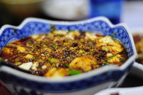 Ma Po Tofu @ Chuan Wang Fu