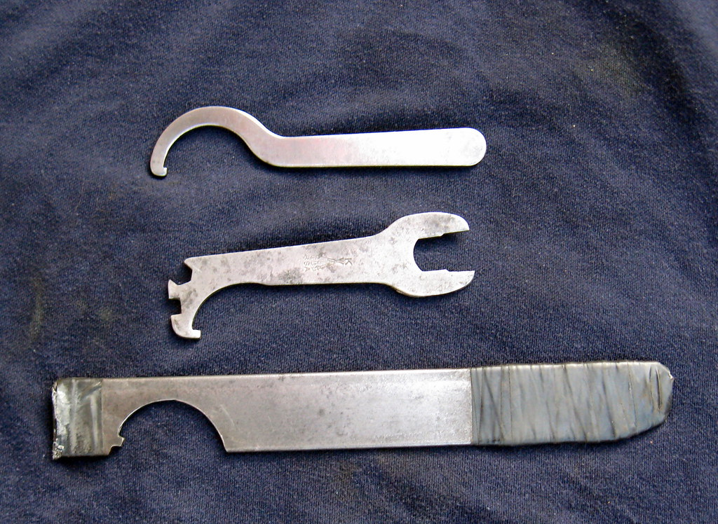 Fixedwheel Lockring tools
