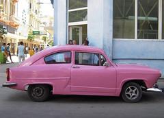 Studebaker (Bellwizard) Tags: pink car havana cuba rosa coche carro studebaker lahabana cotxe