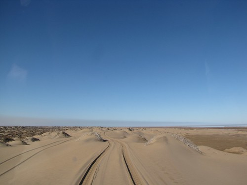 The Dunes of Namib Naukluft Park