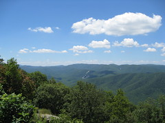 Day 25 - Skyline Drive and Blue Ridge Parkway (America in 100 Days) Tags: blue ridge parkway