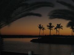 Sunset at Carnarvon