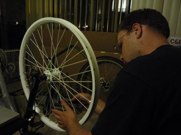 Wheelbuilding 1