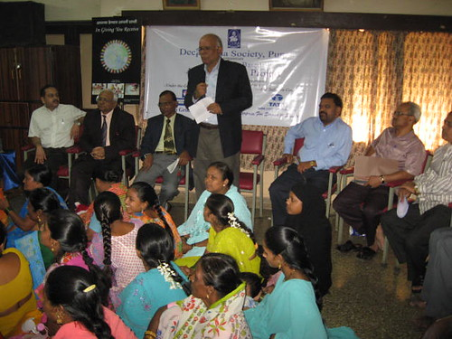 The literacy program uses a TCS-designed computer-based functional literacy ...