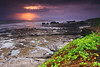 There is no greater beauty or tranquility than that found in Nature (tropicaLiving - Jessy Eykendorp) Tags: longexposure light sunset sea sky bali seascape seaweed beach nature water silhouette clouds indonesia landscape coast rocks shoreline tanahlot efs1022mmf3545usm outdoorphotography canoneos50d tropicaliving hitechfilters rawproccessedwithdigitalphotopro tiffproccessedwithadobephotoshopcs3 thereisnogreaterbeautyortranquilitythanthatfoundinnature melastibeach