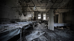 Cane Hill (howzey) Tags: abandoned hospital beds decay explore asylum derelict demolished mental urbex canehill blakesward