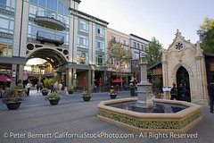 Santana Row (CitizenOfThePlanet) Tags: california ca city travel urban usa tourism architecture shopping bars unitedstatesofamerica sightseeing cities restaurants sanjose sanfranciscobayarea shops northamerica siliconvalley santanarow stores luxury cafes highend upscale santaclaracounty affluent sightseer peterbennett ambientimages
