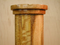 Mango Column - Top Detail