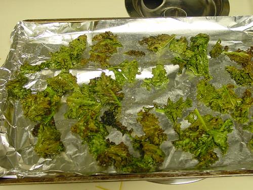 Kale Chips farthur away
